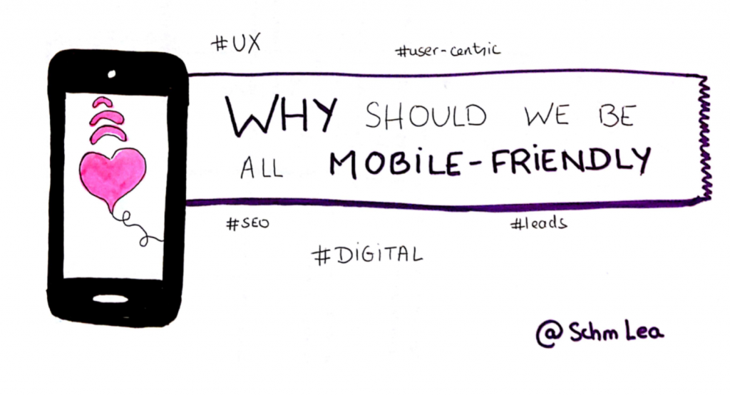 why should we be all mobile-friendly