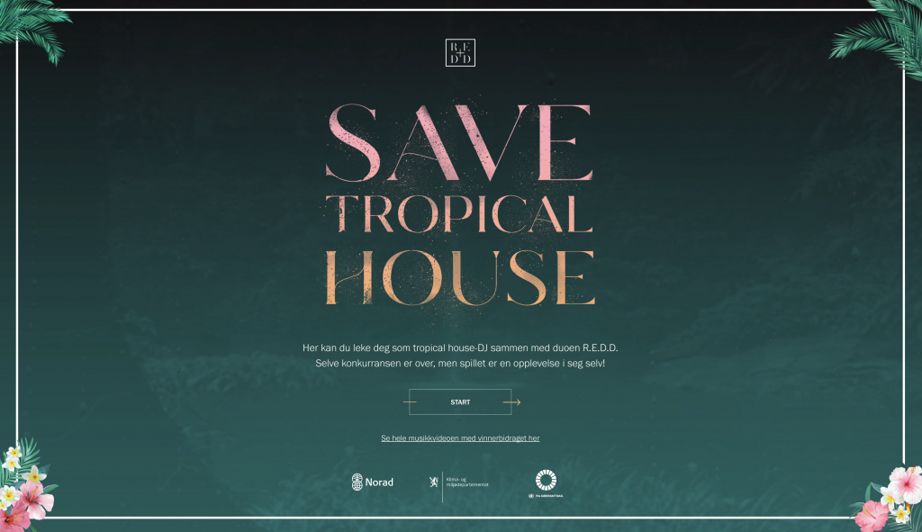Save Tropical House